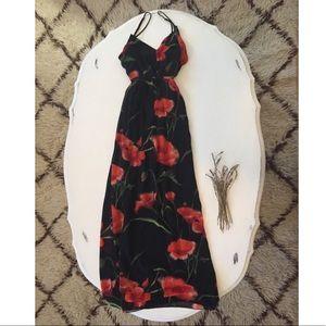 NWOT Sweet Rain Floral Maxi Dress